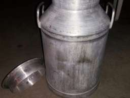 Kanta aluminijum 40l