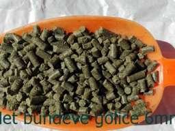 Pelet i brašno semena bundeve golice