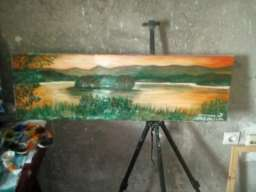 Motiv jezera