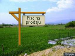 Plac sa temeljom, Stepojevac, uknjizen
