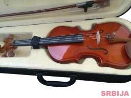 Violina 1/4 od drveta
