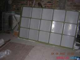 Izrada sedalica za sportske tribine (poliester, stakloplasti