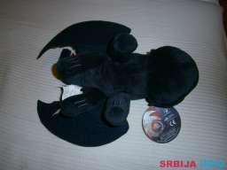 Bezubi zmaj (Dragon Toothless) - Noćna furija (33 cm)