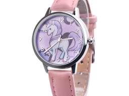 Ručni sat za devojčice-Jednorog /Unicorn (pink, zeleni, beli