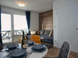 Apartman u Vikend naselju na Kopaoniku. 37 kvadrata. 1.5/sob