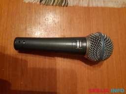 Mikrofon shure beta original