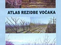 Najnovija knjiga, Atlas rezidbe voćaka