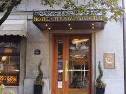 Hotel City Savoy - Beograd