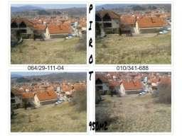 Plac na prodaju 950m2, Pirot