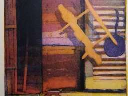 Grafike u boji ( akvatinta)