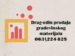 Drag-odin gradjevinski materijali