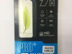 Alcatel Pixi 3 Tempered Glass