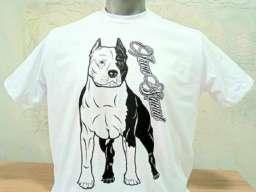 Američki staford i Buli majice
