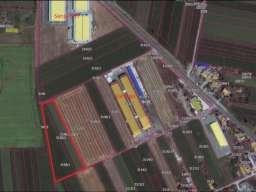 Zemljiste industrijska zona Stara Pazova