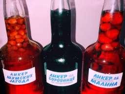 Domaci proizvodi sa Kopaonika