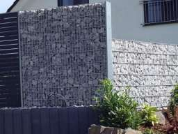 Panelne ograde 2d -gabioni-ispuna kamen