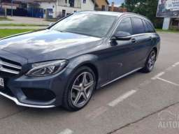 Mercedes Benz C220 Bluetec AMG