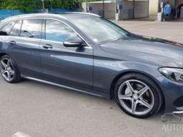 Mercedes Benz C220 Bluetec AMG