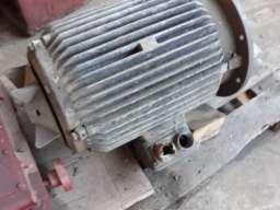 """Trofazni el. motor """"Sever"""" ispravan 45Kw, 1440 obrtaja. Cena"""